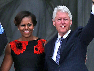 Planning State Dinners and Easter Egg Rolls – DNC Delegates Offer First Gentleman Advice for Bill Clinton