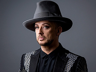 Boy George Mourns Suicide of Close Friend: 'I Am Struggling with This'