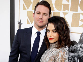Channing Tatum and Jenna Dewan Tatum Celebrate Seven-Year Wedding Anniversary with Sweet Snaps