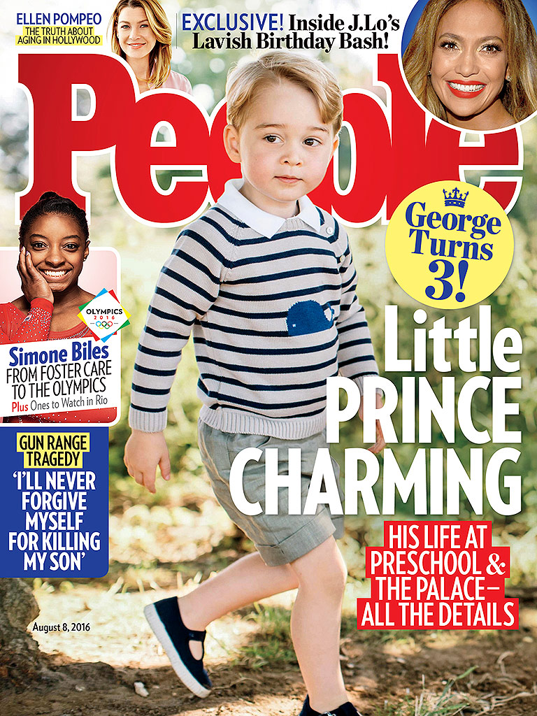 Prince George Is a 'Proper Little Chap,' Says Close Family Friend: Inside His Amazing Life