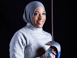 Ibtihaj Muhammad Will Be the First U.S. Olympic Athlete to Compete in a Hijab: 'This is Just Who I Am'