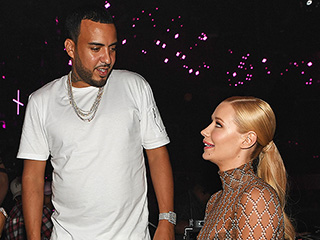 Iggy Azalea and French Montana Leave Vegas Club Together After 'Flirtatious' Night
