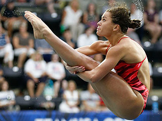 Olympic Diver Kassidy Cook Has 5 'Crazy' Siblings – All with 'K' Names (Sound Familiar, Kardashians?)