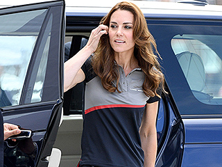 Skinny Jeans and Red Sneakers! All About Will and Kate's Laid-Back Style