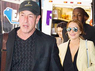 Michael Lohan Expresses Concern for 