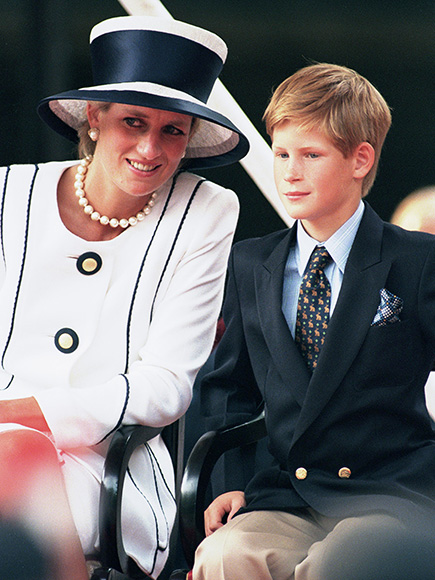 Prince Harry Says He 'Really Regrets' Not Talking About His Mother's Death Sooner