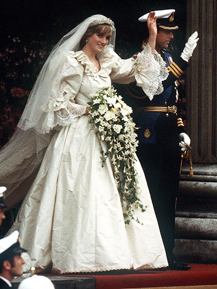 Prince Charles And Princess Dianas Royal Wedding 35 Years Later People