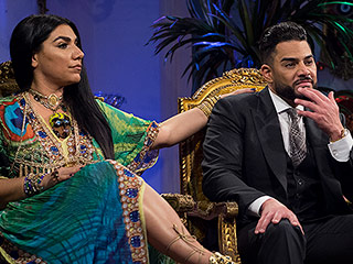 WATCH: Explosive Confessions, Tearful Accusations and One Stormy Exit – See a First Look at Shahs of Sunset's Reunion
