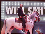 WATCH: Plastic Bubble? Horseback? Will Smith Makes a Slew of Grand Entrances on The Tonight Show