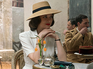 First Look! Check Out Brad Pitt and Marion Cotillard's 'Electric' Chemistry in Allied
