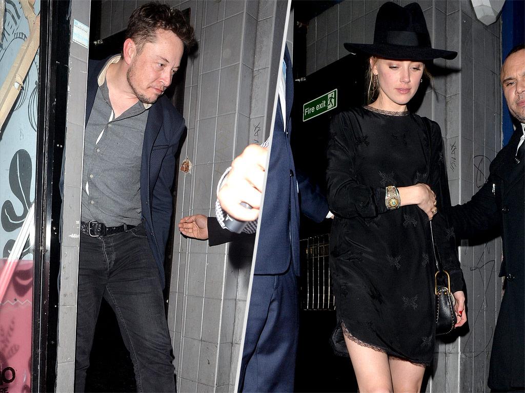 Amber heard elon musk ... Amber Heard Elon Musk