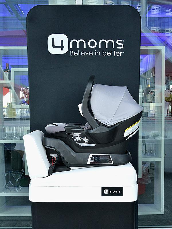 4MOMS car seat