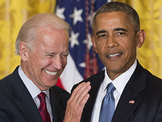 Joe Biden Wishes 'Best Friend Forever' President Obama a Happy Birthday by Showing Off Their Friendship Bracelets
