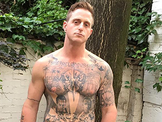 Cameron Douglas Shows Off New Tattoos and Buff Physique Following His Release from Prison