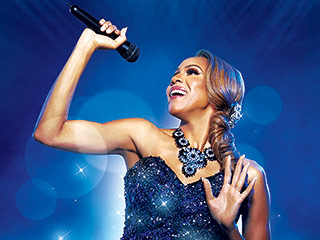 FIRST LOOK: Deborah Cox Channels Whitney Houston in The Bodyguard Musical