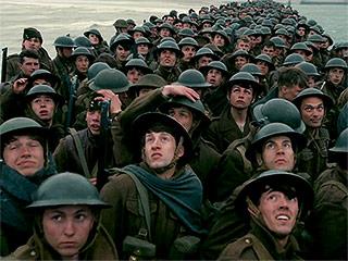 FROM EW: Christopher Nolan's Dunkirk First Trailer Prepares for war