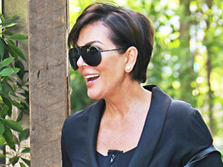 Kris Jenner Steps out for First Time Since Crashing Her $250k Rolls-Royce