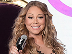 WATCH: Mariah Carey Lounges at Home in a Sequined Bustier in the New Mariah's World Promo