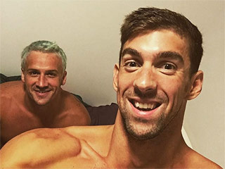 Olympian Michael Phelps Wishes Ryan Lochte a Happy Birthday: We're 'the Old Dudes on the Team Now!'