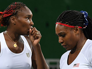 Venus and Serena Williams Lose in Shocking First Round Olympic Upset
