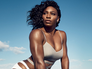Serena Williams on Body Image: I'm Going to Influence a Girl Who Looks Like Me, and I Want Her to Feel Good About Herself