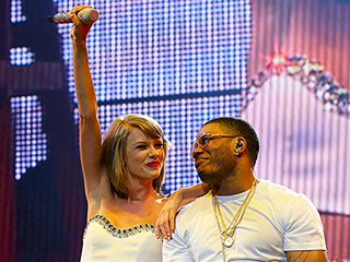 Taylor Swift Joins Nelly for a Duet at Karlie Kloss's Birthday Party in the Hamptons