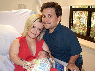 Terra Jolé and Joe Gnoffo Welcome Baby Boy Named Grayson Vincent Gnoffo
