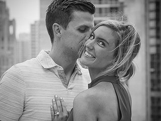 The Bachelor's Whitney Bischoff Opens Up on Getting Engaged: 'I Didn't Let My Past Close Off My Heart'