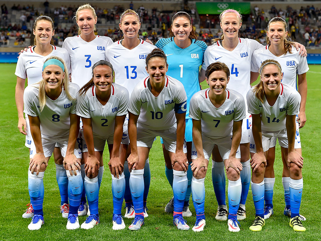 5 Things to Know About the U.S. Women's Soccer Team at the Rio Olympics