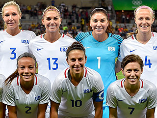 5 Things to Know About the U.S. Women's Soccer Team at the Rio Olympics – and How They Could Make History