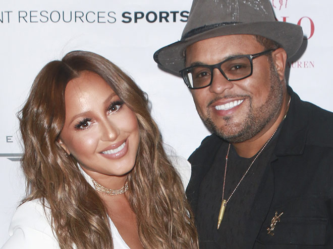 WATCH: Adrienne Bailon Dishes on Her 'Magical' Engagement to Israel Houghton: 'He Is Everything I Wanted and More'