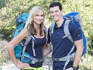 Amazing Race Winners Kelsey Gerckens and Joey Buttitta Talk Wedding Plans and Their Golden Doodle 'Dog-ter'