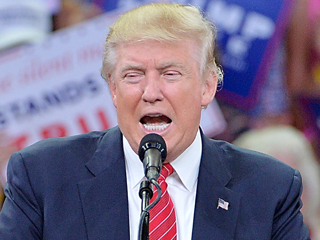 Dan Rather, Elizabeth Warren and More Slam Donald Trump's Alleged Assassination Comment About Hillary Clinton