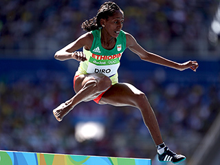 Losing a Shoe Didn't Stop This Ethiopian Runner from Advancing to the Olympic Finals