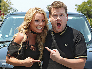Set Your DVRs: Britney Spears to Appear on James Corden's Carpool Karaoke!