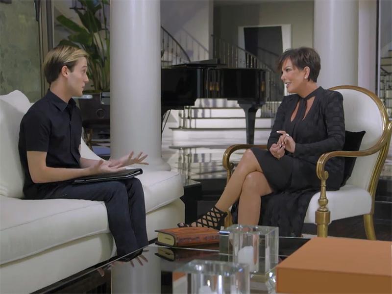 "Khloé Kardashian Hijacks Kris Jenner's Spiritual Reading: 'I Want to Scream, ""Shut Up Mom!"" '| Keeping Up with the Kardashians, TV News, Khloe Kardashian, Kris Jenner"