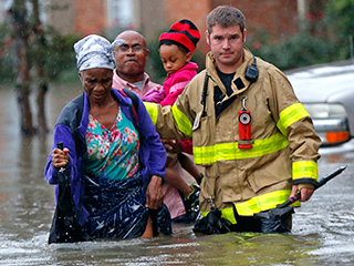 2 Dead, More Than 1,000 Rescued in 'Unprecedented' Louisiana Floods: 'This is the Worst It's Been Ever'