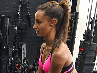 #WorkoutPartnerGoals! Victoria's Secret Models Start Instagram Account to Document How They Stay Fit