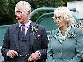 See Prince Charles and Camilla Go Full-Kilt in Scotland