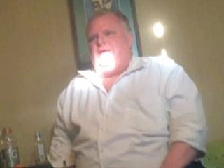 Rob Ford Crack Video Finally Surfaces – And Shows Former Toronto Mayor Trashing Canadian Prime Minister Justin Trudeau