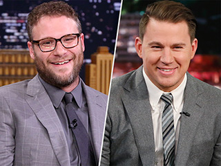 Seth Rogen Reads the Hilarious Email He Sent Channing Tatum to Convince Him to Do This Is The End