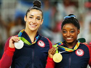 Simone Biles Says She's on the Brink of 'Ugly' Crying 'Every Minute' in Rio Post-Gold Medal Wins