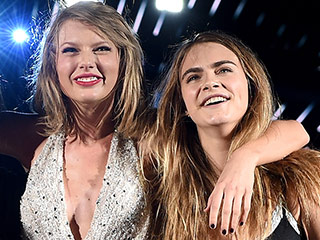 Taylor Swift, St. Vincent and More Celebrate Cara Delevingne's 24th Birthday