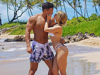 Fit Couple Christian Guzman and Nikki Blackketter Reveal They Are Back Together Just 5 Months After Shocking Breakup