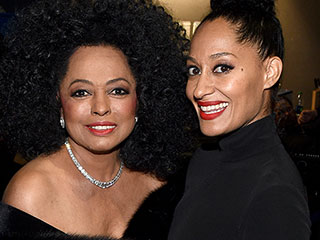 Diana Ross Congratulated Daughter Tracee Ellis Ross on Black-ish Emmy Nomination in the Most Precious Way