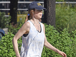 Ellie Kemper Hits the Ground Running (Literally) Just Two Weeks After Welcoming First Child