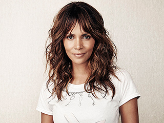 Halle Berry Welcomes 50th Birthday with 'Open Arms' in Sexy White Lace