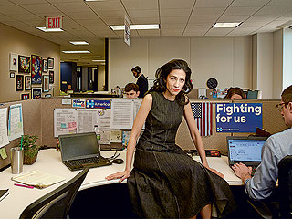 Huma Abedin Opens Up About the First Time She Met Husband Anthony Weiner – And His Most 'Attractive' Qualities