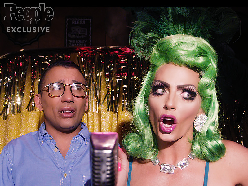 RuPaul's Drag Race Winner Bianca Del Rio Squares Off Against Rachel Dratch in Hurricane Bianca| Drag Race, Movie News, People Picks, TV News, Alan Cumming, Margaret Cho, Rachel Dratch, Rupaul