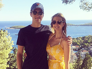 Hiking the Croatian Coast in a Flowy Cutout Dress and Gladiator Sandals? Only Ivanka Trump